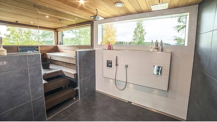 Kylpyhuoneen pesutila