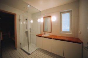 kylpyhuoneen nanopinnoitus